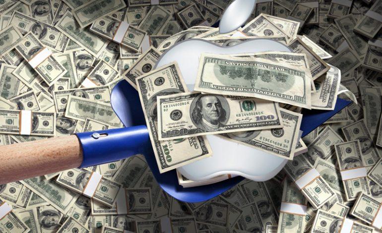 Apple, Google'dan 2 kat daha fazla maaş alıyor
