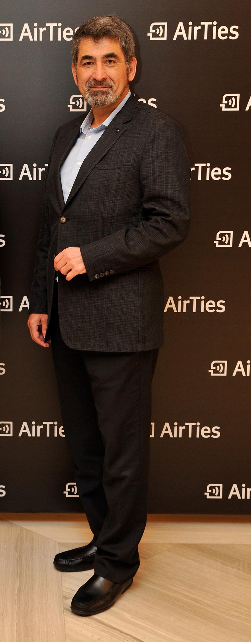 AirTies-YKB-Bülent-Çelebi