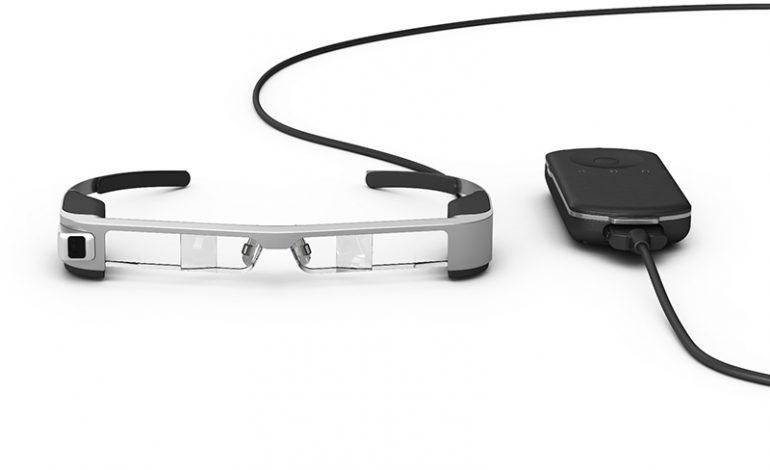 Epson'dan dünyanın en hafif akıllı gözlüğü