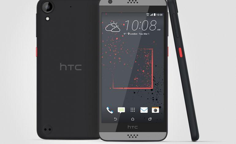 Yeni HTC Desire 530 ve 825
