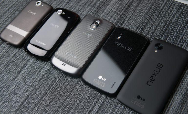 Google, Nexus cihazlar için yeni bir güncelleme yayınlandı