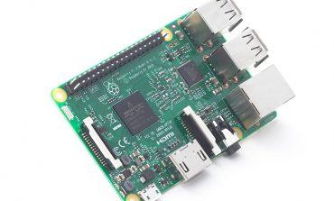 Raspberry Pi 3 Tanıtıldı