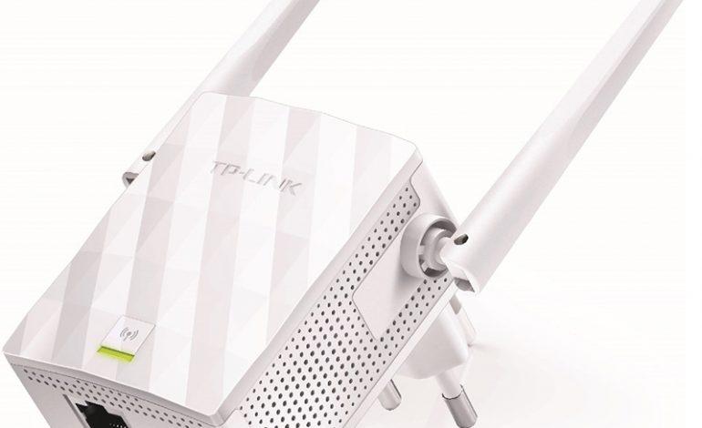 Güçlü ve yaygın bir WiFi ağı için TP-LINK'ten TL-WA855RE