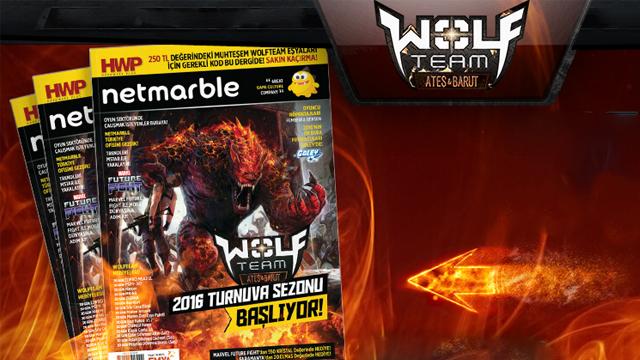 Hardware Plus ekibinden yeni bir oyun dergisi HWP Netmarble!