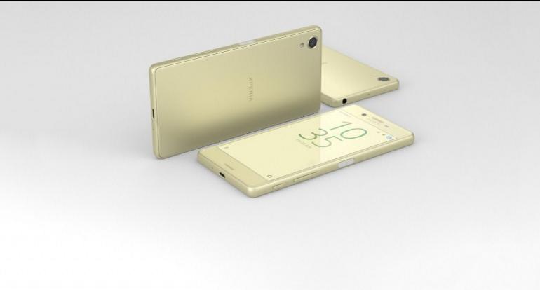 Sony Xperia X ile üstün çekim kalitesi