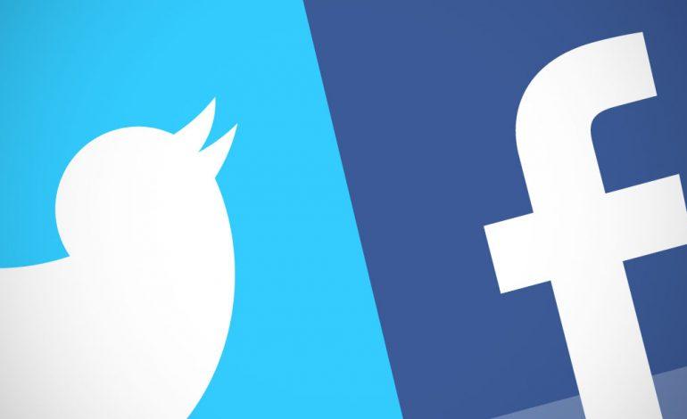 Twitter, Facebook'u bir ülkede geçti!