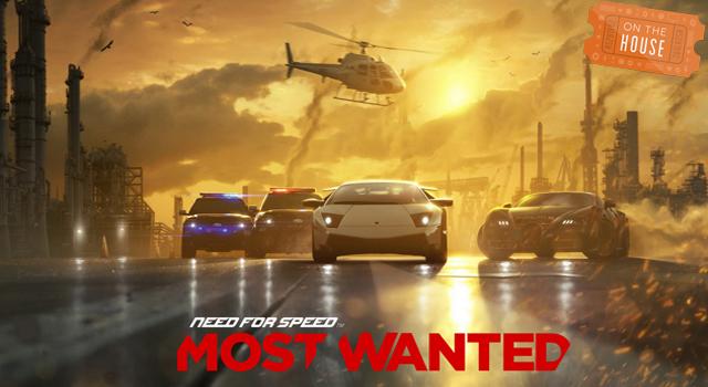 Need For Speed: Most Wanted, Origin'de ücretsiz