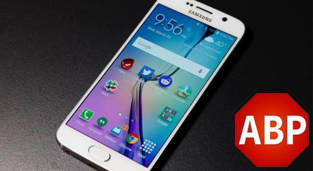 Samsung kullanıcılarına reklam engelleyici yüklemeleri için izin veriyor