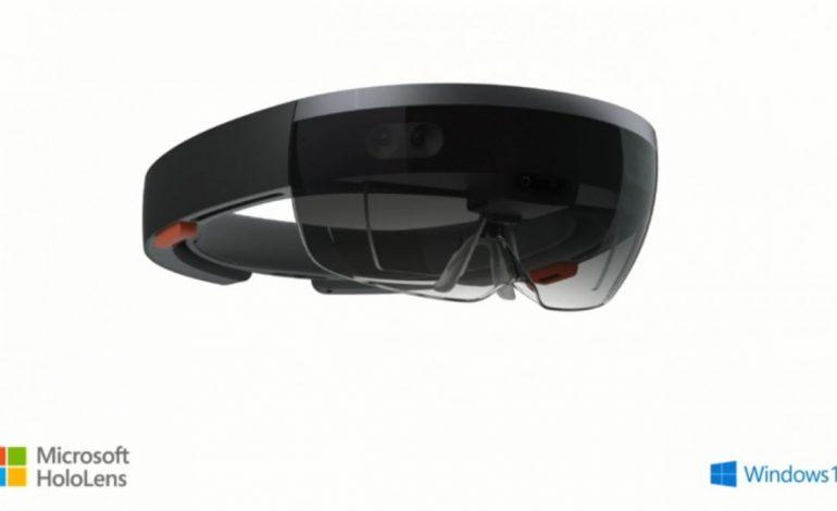 Microsoft VR pazarı için çalışmalarda