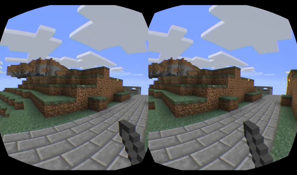 minecraft oculus
