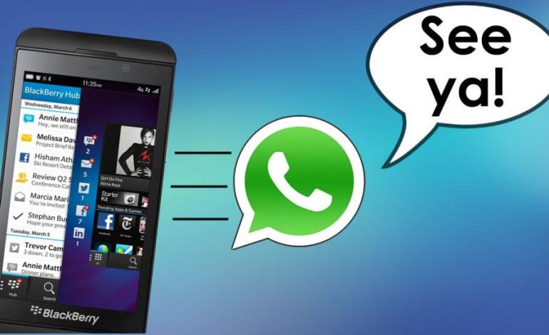 BlackBerry, WhatsApp yerine geçebilecek bir uygulama arıyor