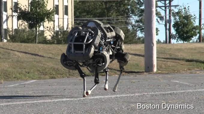 Boston Dyn