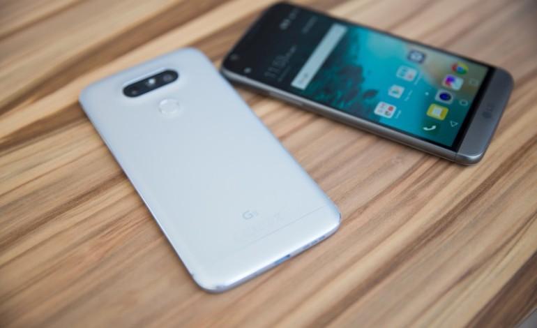 LG G5, Snapdragon 652 ile geliyor