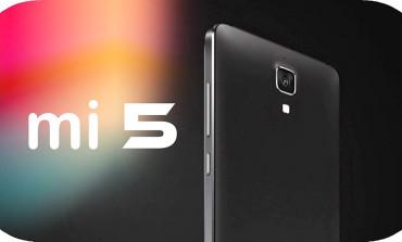 Xiaomi Mi5'e 17 milyon kişi talip