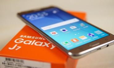 Samsung Galaxy J7'nin görüntüleri sızdı