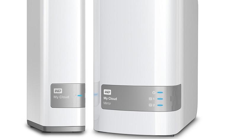 Western Digital sabit sürücülerini ve harici depolama çözümlerini 8TB'a Çıkarıyor