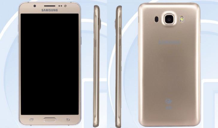 Samsung Galaxy J5 (2016) ve Galaxy J7 (2016) Çin'de ortaya çıktı