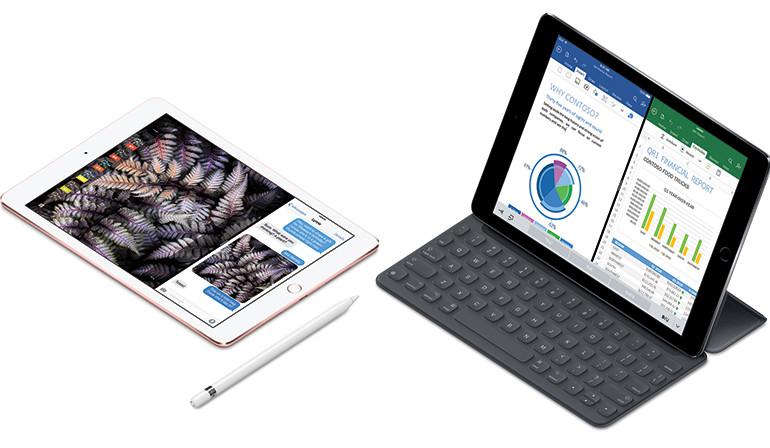 Apple 9.7 inç iPad Pro'yu duyurdu