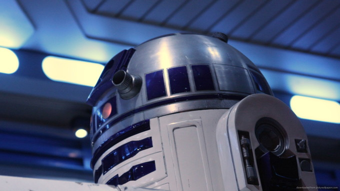 mounted-r2d2