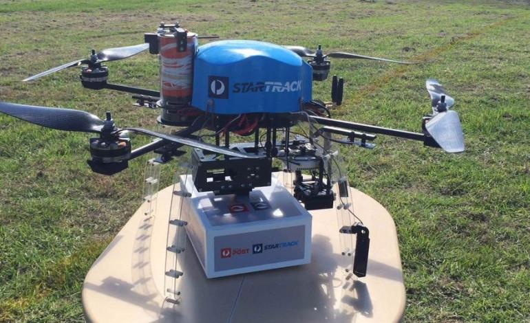 Drone İle Teslimat Çalışmaları Tam Gaz Devam Ediyor!