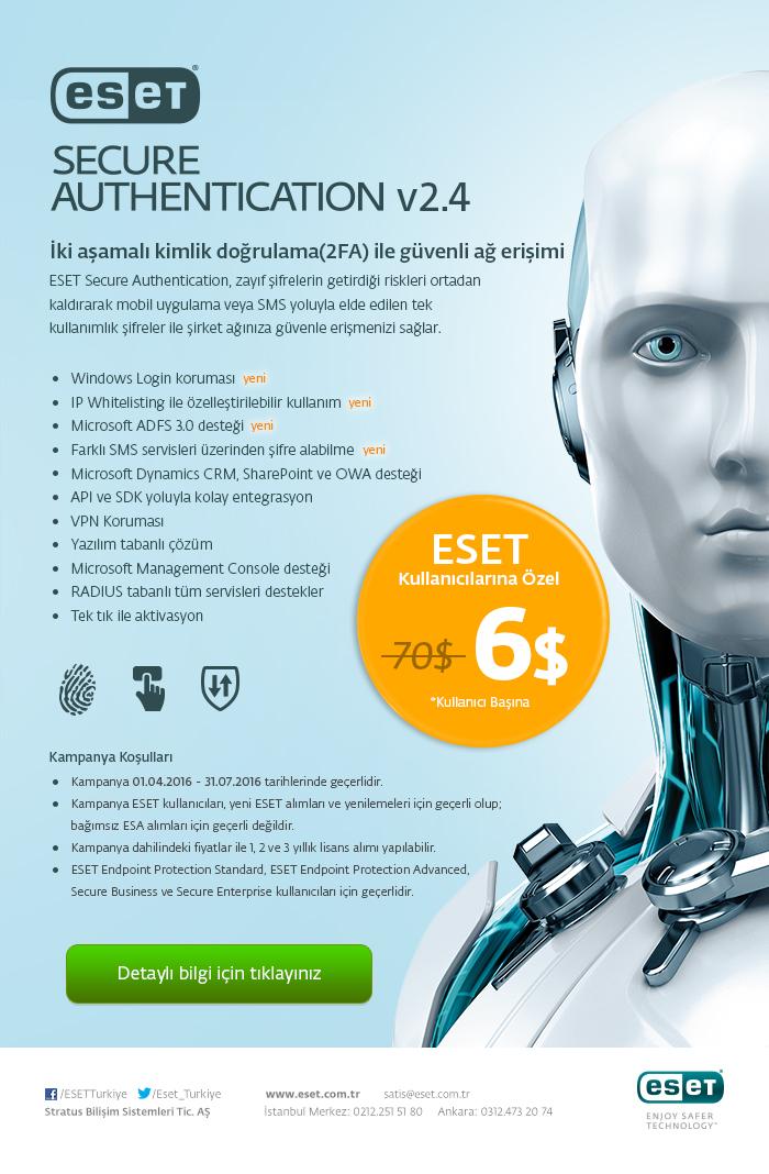ESET Secure Authentication (ESA)