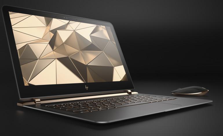 Dünyanın En İnce Bilgisayarı HP Spectre 13 Tanıtıldı!