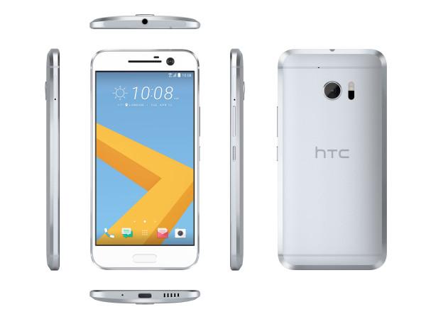HTC 10 Gümüş