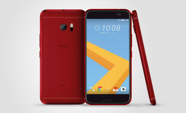 Japonya'da HTC 10'nun Özel Bir Modeli Satışa Sunulacak