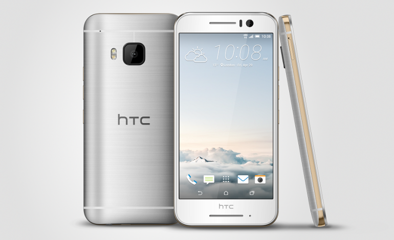 HTC One S9 ile Birinci Sınıf Bir Deneyime Hazır Olun