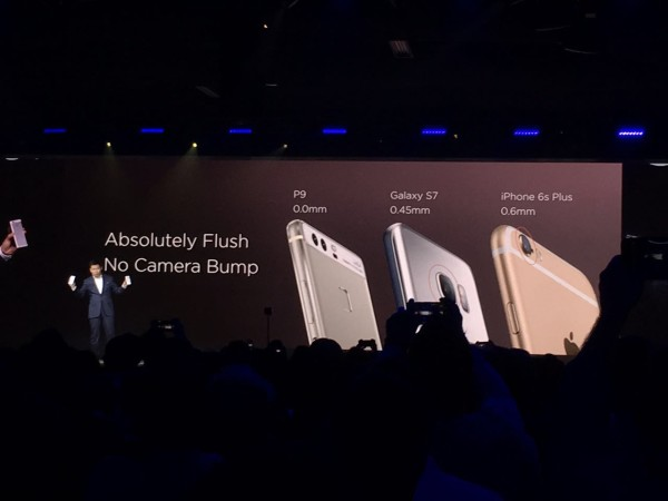 Huawei P9 Kamera Çıkıntısı