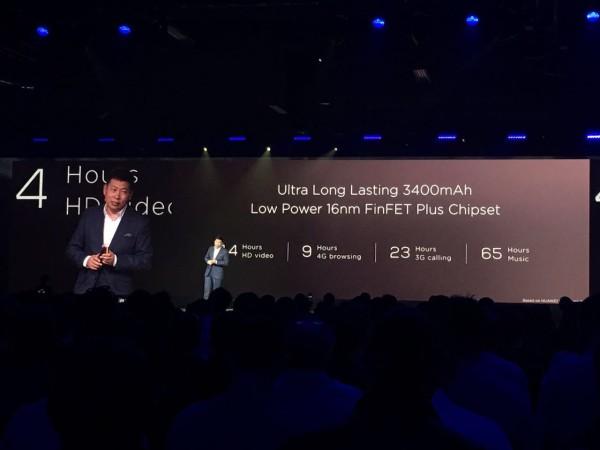 Huawei P9 Pil Ömrü