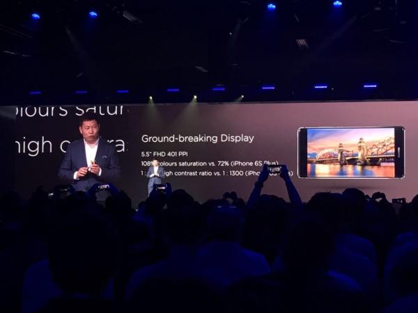 Huawei P9 Plus Ekran