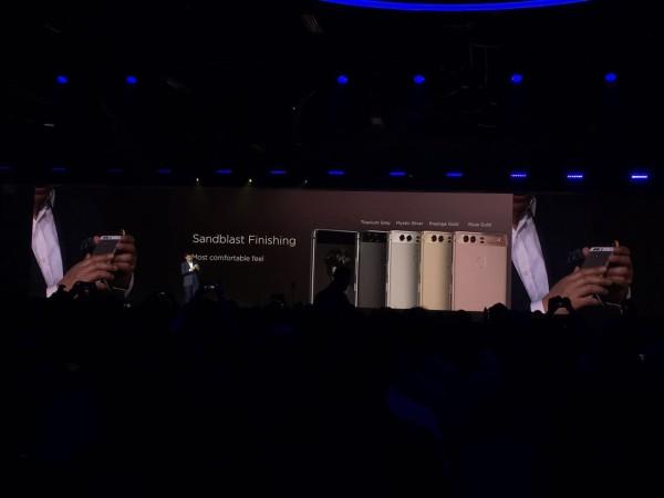 Huawei P9 Renk