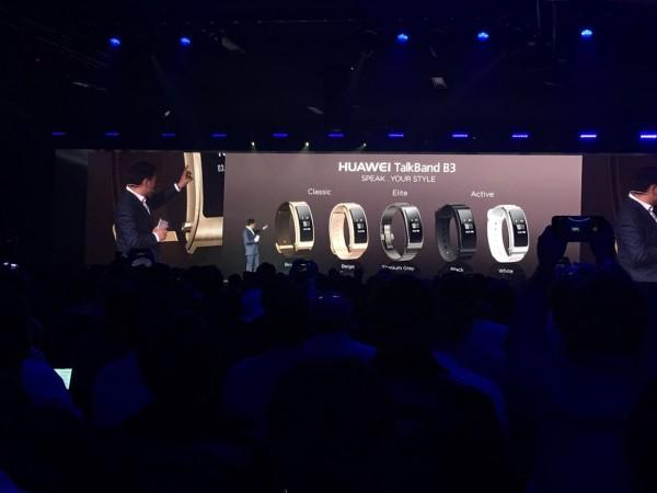 Huawei TalkBand B3 2