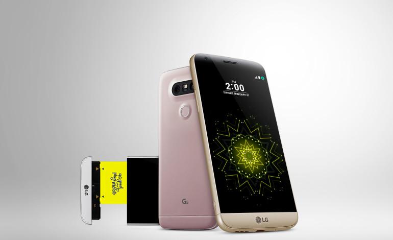 LG G5 Türkiye Lansmanı