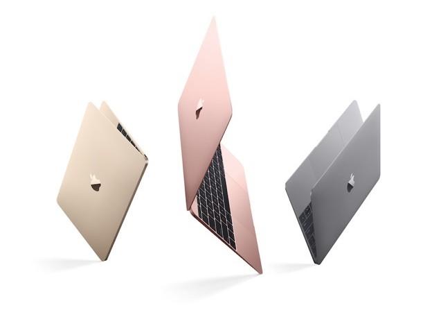 Apple, MacBook'u En Yeni İşlemciler, Daha Uzun Pil Ömrü ve Yeni Roze Altın Renk Seçeneğiyle Yeniledi