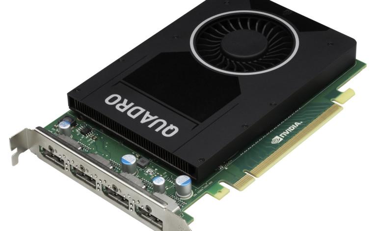 Nvidia'dan CAD Kullanıcıları İçin Yeni Orta Segment Kart
