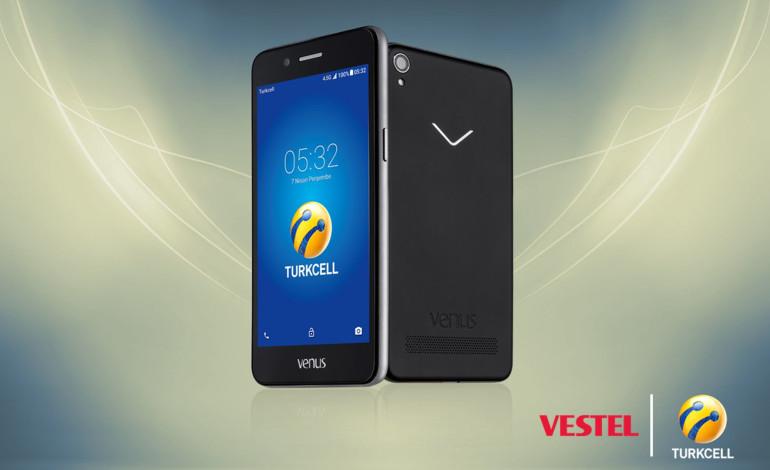 Vestel Venus V3 5020 Kutusundan Çıkıyor | Video