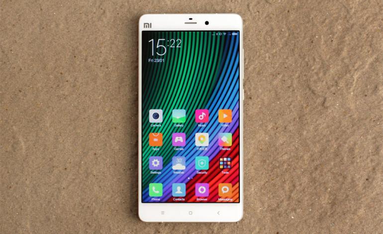 Xiaomi Mi Note 2, Snapdragon 823 ile gelecek