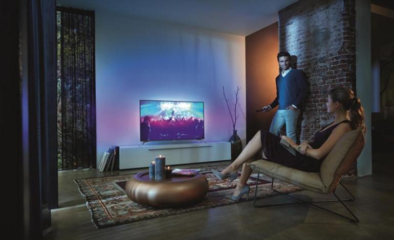 Philips'in 2016 TV modellerine üç prestijli tasarım ödülü