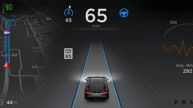 Tesla Kaza Önledi!