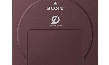 Sony, İkinci Nesil Optik Depolama Arşivini Tanıttı