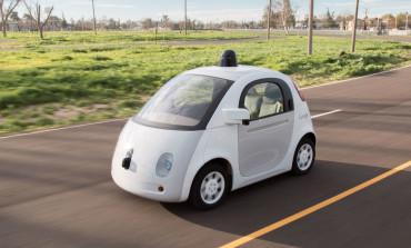 Google'ın Sürücüsüz Arabası, GTA V'te Göründü!