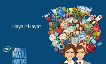 Intel'den Türkiye'nin Hayal Haritası ve Girişimcilik DNA'sına Yönelik Araştırma