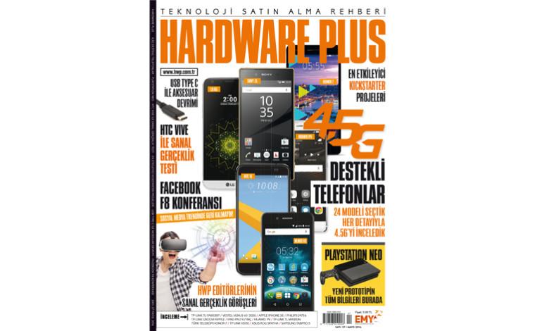 Video | Hardware Plus Mayıs 2016 Sayısında Neler Var?