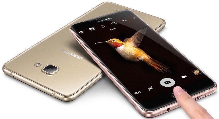 Samsung Galaxy C: Samsung'tan Yeni Telefon Serisi