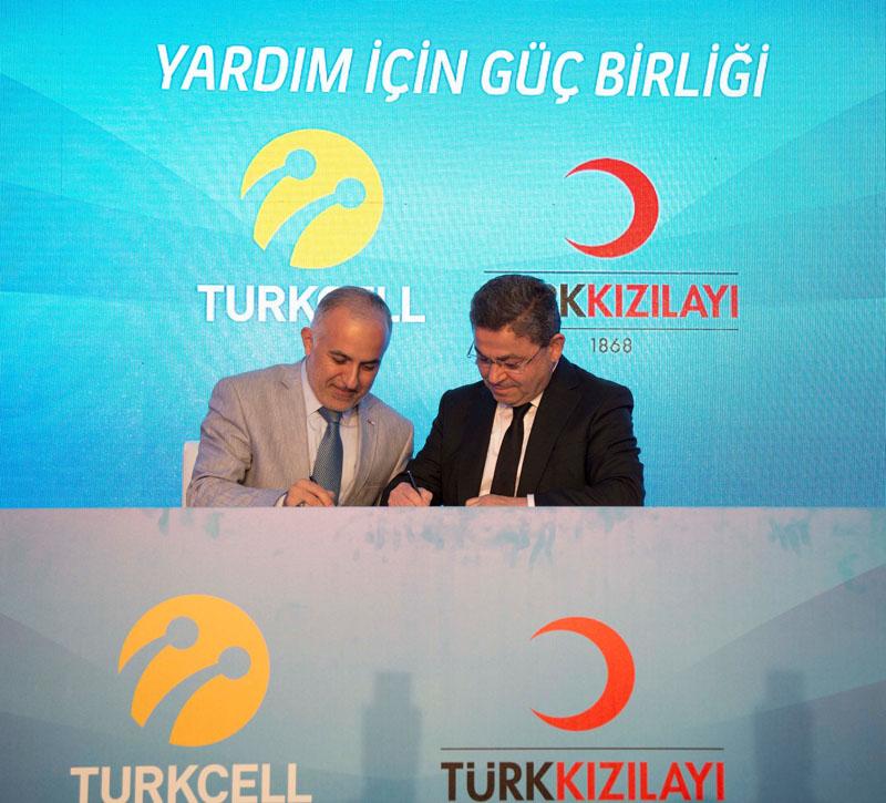 Türk Kızılay Genel Başkanı Dr. Kerem Kınık - Turkcell Yönetim Kurulu Baş...
