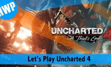 Uncharted 4: A Thief's End Oynuyoruz!