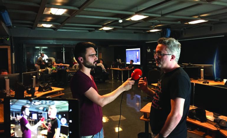 Güven Çatak ile VR First BAU Üzerine Konuştuk
