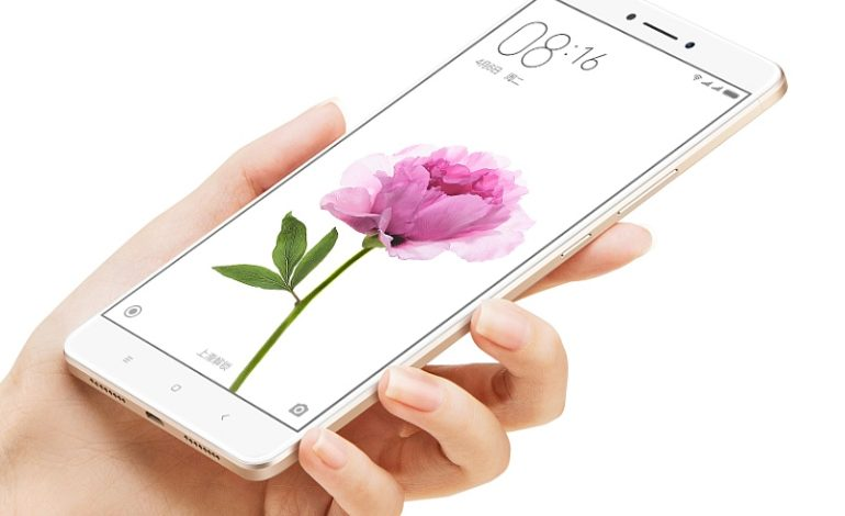 Xiaomi, Dev Ekranlı Mi Max'i Tanıttı